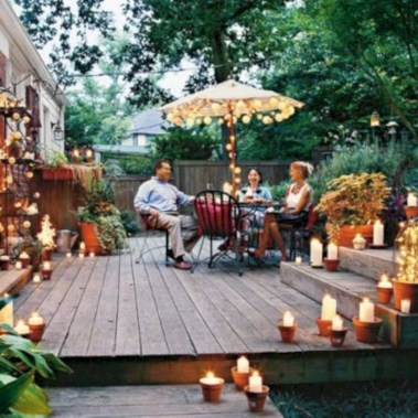 28+ Awesome Party Alcove Party Lights Tips for Outdoor Decor Ideas (30)