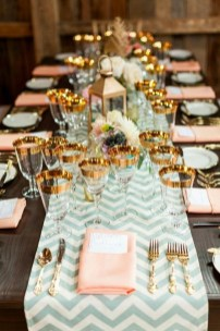 30+ Awesome Party Table Decorations Ideas For Your Special Moment (20)
