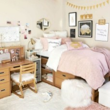 30+ Interesting Dorm Room Ideas That Your Inspire 16