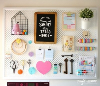 40+ Brilliant Ways To Organize Your Home With Pegboards (8)
