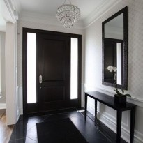 46+ Beauty Chic and Simple Entrance Ideas for Your House (28)