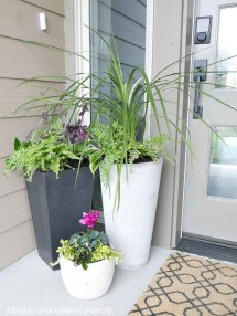 29+ BEAUTIFUL FRONT PORCH DECORATING IDEAS 18