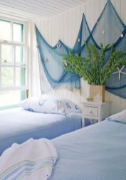 36+ Sweet Mermaid Themes Bedroom Ideas For Your Children (33)