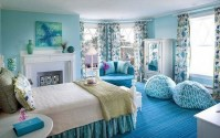 36+ Sweet Mermaid Themes Bedroom Ideas For Your Children (8)