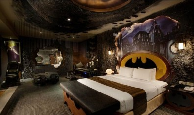 44+ Cool Superhero Theme Ideas For Boy's Bedroom (1)