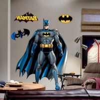 44+ Cool Superhero Theme Ideas For Boy's Bedroom (26)
