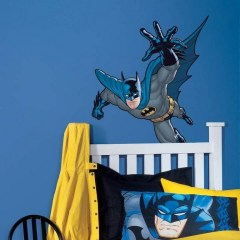 44+ Cool Superhero Theme Ideas For Boy's Bedroom (38)