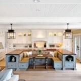 45+ Amazing Interior Design Ideas With Farmhouse Style (3)