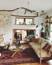 45+ Amazing Interior Design Ideas With Farmhouse Style (30)