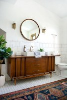45+ Amazing Interior Design Ideas With Farmhouse Style (37)