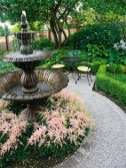 46+ Beauty Outdoor Water Fountains Ideas Best For Garden Landscaping (16)