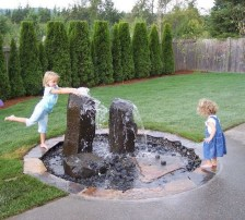 46+ Beauty Outdoor Water Fountains Ideas Best For Garden Landscaping (19)