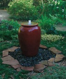 46+ Beauty Outdoor Water Fountains Ideas Best For Garden Landscaping (43)