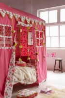 64+ SIMPLE AND EASY DIY BEDROOM CANOPY IDEAS ON A BUDGET 51