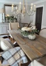 75+ Stuning Farmhouse Dining Room Decor Ideas 04
