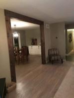 75+ Stuning Farmhouse Dining Room Decor Ideas 11