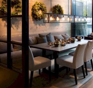 75+ Stuning Farmhouse Dining Room Decor Ideas 33