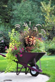 88+ Amazing Fall Container Gardening Ideas (14)