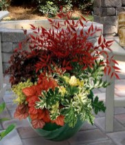 88+ Amazing Fall Container Gardening Ideas (7)