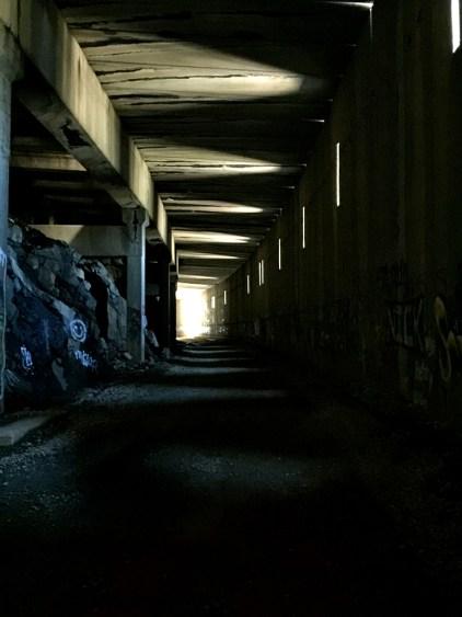 Donner Summit Railroad Tunnel Hike