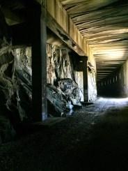 Train Tunnels Donner Summit