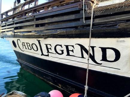 Cabo Legend Pirate Cruise