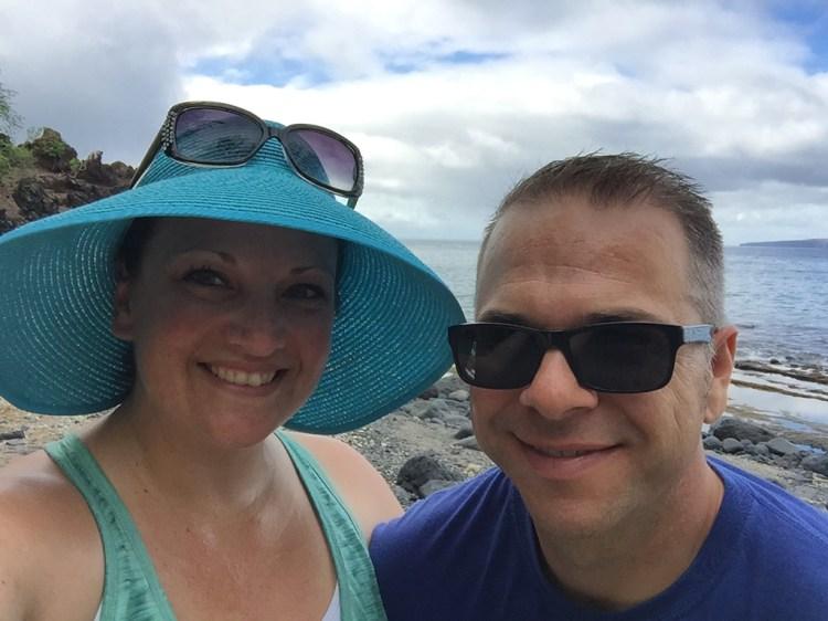 Family Vacation Hiking Maui