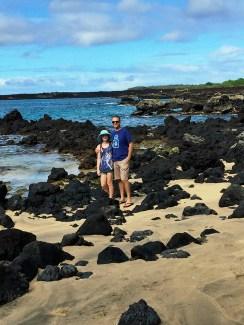 Hiking La Perouse Bay Maui
