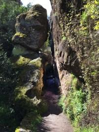 Bear Gulch Cave Entrance