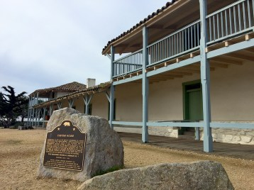 Custom House Plaza in Monterey