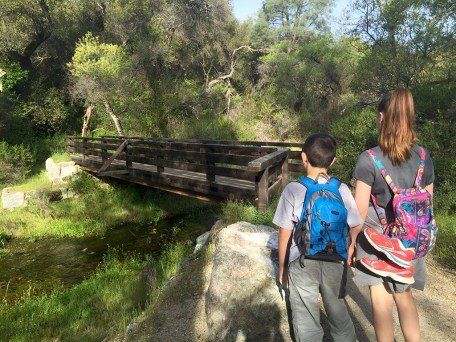 Easy Family Hikes Pinnacles National Park