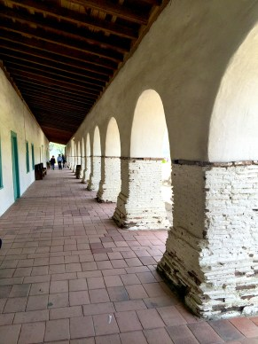 Old Mission San Juan Bautista Walkways