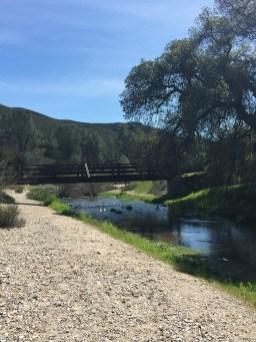 Old Pinnacles Trail to Balconies Cave Bridge