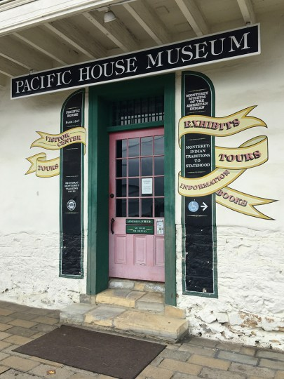 Pacific House Museum Monterey