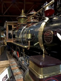 Railroad Museum In Old Sacramento