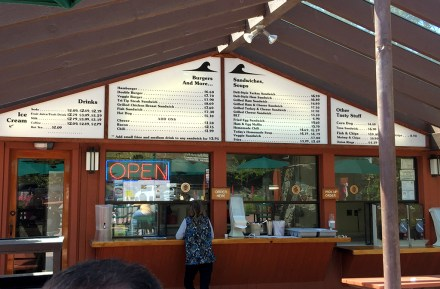 Big Sur Casual Roadside Restaurant Perfect For Families