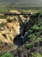 Bridge Over Doud Creek at Garrapata State Park