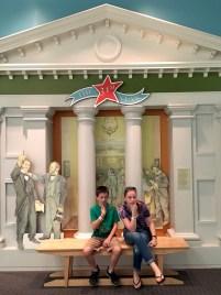 Family Friendly California History Museum