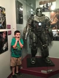 California Museum Featuring Robert Downey Jr