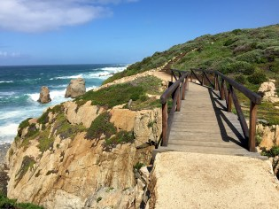 Easy Coastal Walk At Garrapata State Park