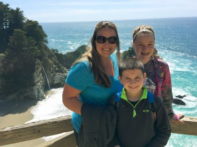 Easy Family Hike to McWay Falls