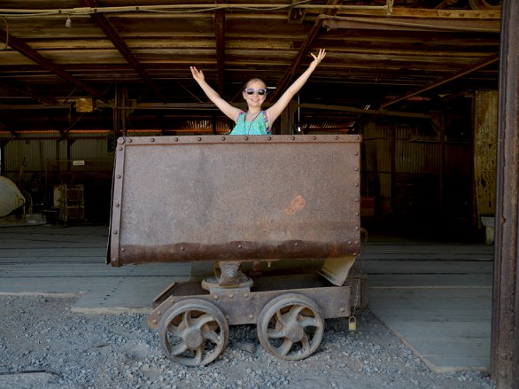 Family Friendly Gold Mine Tours in Grass Valley