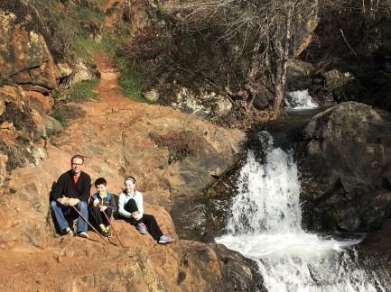 Hidden Falls Waterfall