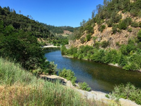 Hike Along the MiddleFork of the American River
