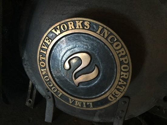 Lima Locomotive Works Engine 2