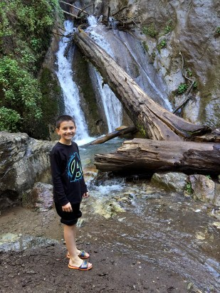 Limekiln Falls Waterfall Hike