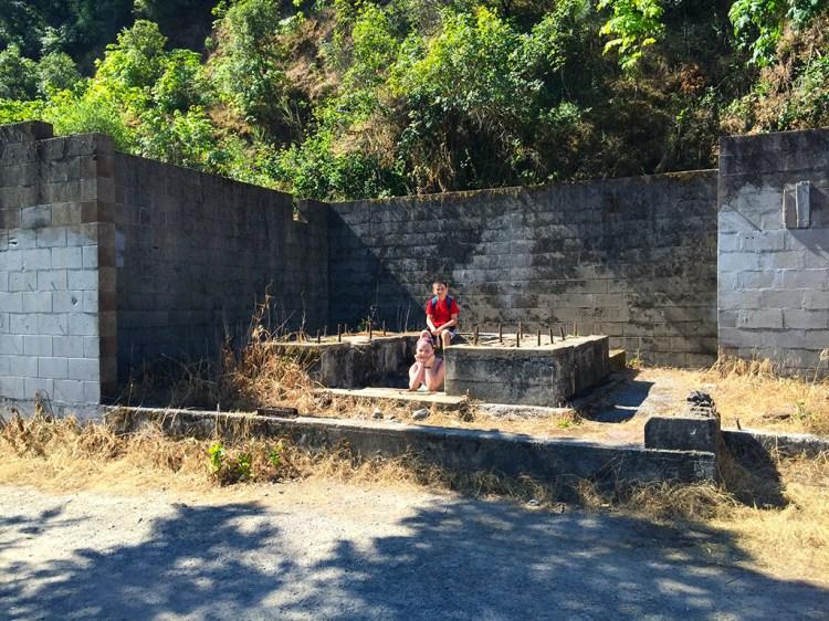 Old Limestone Kiln and Quarry Trail near Auburn