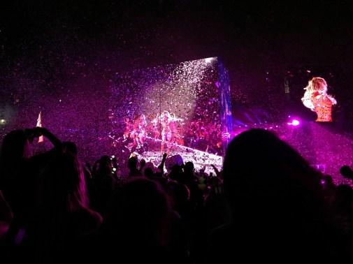 Queen Bey Concert Confetti