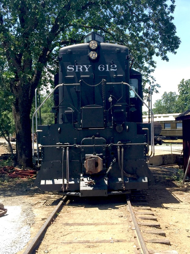 Railtown Locomotive SRY 612