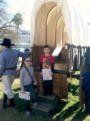 Sutter's Fort In Sacramento, California